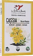 "Духи, Парфюмерия, косметика Порошок для волос ""Кассия"" - Le Erbe di Janas Cassia (Neutral Henna)"