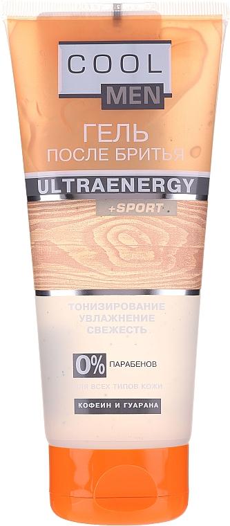 """Гель после бритья """"Ultraenergy"""" - Cool Men"""