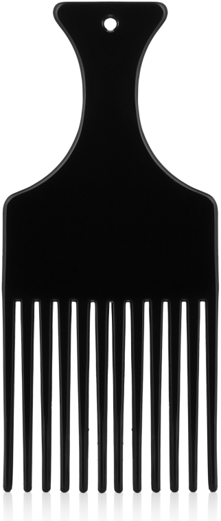 """Гребень для волос """"Afro"""", черный - Sibel"""