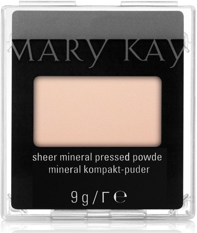 Компактная минеральная пудра - Mary Kay Sheer Mineral Pressed Powder