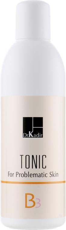 Тоник для проблемной кожи - Dr. Kadir B3 Treatment Tonic For Problematic Skin