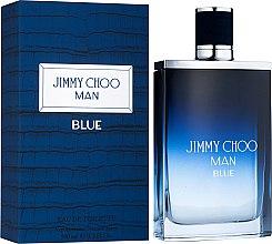 Духи, Парфюмерия, косметика Jimmy Choo Man Blue - Туалетная вода