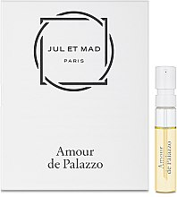 Духи, Парфюмерия, косметика Jul et Mad Amour de Palazzo - Духи (пробник)