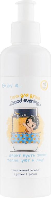 """Натуральный гель для душа """"Good Evening"""" - Enjoy & Joy Eco"""