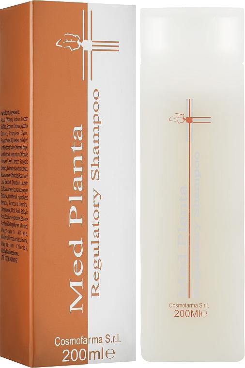 Регулирующий шампунь - Cosmofarma Med Planta Regulatory Shampoo