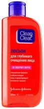 Духи, Парфюмерия, косметика Лосьон для глубокого очищения лица - Clean & Clear Deep Cleansing Lotion