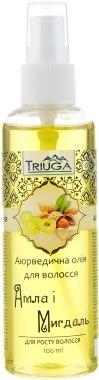Аюрведическое масло для волос «Амла и Миндаль» - Triuga