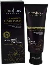 Духи, Парфюмерия, косметика Питательная маска для чувствительной кожи головы - Phytostory Premium Hair Pack