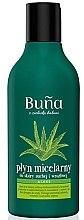 Духи, Парфюмерия, косметика Мицеллярная вода для сухой и чуствительной кожи - Buna Aloe Face Micelar Water