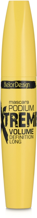 "Тушь для ресниц ""Podium Extreme"" - BelorDesign Mascara"