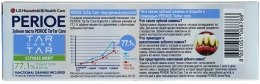 """Зубная паста """"Цитрусовая мята"""" - LG Household & Health Perioe TarTar Care Citrus Mint — фото N3"""
