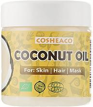 Духи, Парфюмерия, косметика Кокосовое масло для волос и тела, рафинированное - Cosheaco Oils & Butter