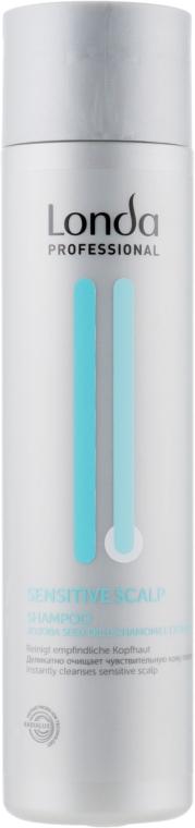 Шампунь для чувствительной кожи головы - Londa Professional Sensitive Scalp Shampoo