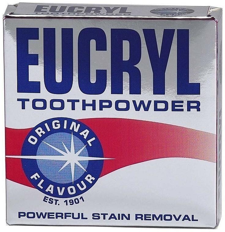 Порошок для зубов - Eucryl Toothpowder Original