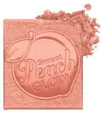 Палетка для скульптурирования лица - Too Faced Sweet Peach Glow Peach-Infused Highlighting Palette — фото N4