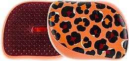 Духи, Парфюмерия, косметика Расческа для волос - Tangle Teezer Compact Styler Apricot Leopard