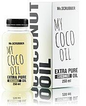 Духи, Парфюмерия, косметика Масло косметическое кокосовое сверхочищенное - Mr.Scrubber My Coco Oil Extra Pure Coconut Oil