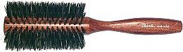 Духи, Парфюмерия, косметика Щётка для волос из дерева бубинга, диаметр 60 - Janeke Wooden Line
