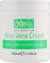 Духи, Парфюмерия, косметика Крем для тела смягчающий с алоэ вера - Xpel Marketing Ltd Aloe Vera Cream