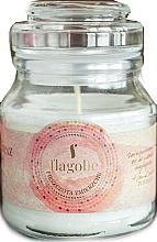 """Духи, Парфюмерия, косметика Ароматическая свеча в банке """"Ласка сумерек"""" - Flagolie Flagolie Scented Candle Boho"""