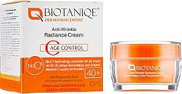 Духи, Парфюмерия, косметика Крем от морщин придающий сияние 40+ - Maurisse Botaniqe Dermoskin Expert Anti-Wrinkle Radiance Cream 40+
