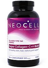 Духи, Парфюмерия, косметика Супер коллаген + C с биотином - NeoCell Super Collagen + C with Biotin