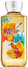 """Духи, Парфюмерия, косметика Гель для душа """"Жимолость и апельсин"""" - Bath and Body Works Wild Honeysuckle Shower Gel"""
