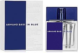 Парфумерія, косметика Armand Basi In Blue - Туалетна вода