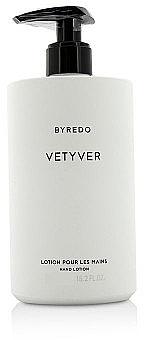 Byredo Vetyver - Лосьон для рук