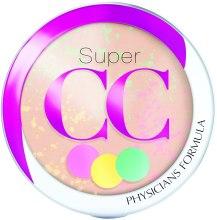 Духи, Парфюмерия, косметика Пудра для лица - Physicians Formula Super CC Color-Correction + Care CC Powder SPF 30