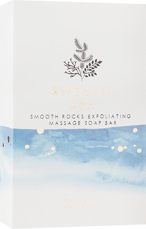 Массажное мыло-скраб - Oriflame Swedish Spa Exfoliating Massage Soap Bar