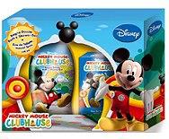 Духи, Парфюмерия, косметика Admiranda Mickey Mouse Club House - Набор (sh/gel 300ml + edt 100ml)