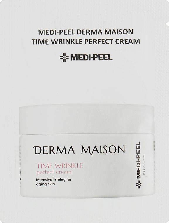 Разглаживающий крем против морщин - Medi-Peel Derma Maison Time Wrinkle Perfect Cream (пробник)