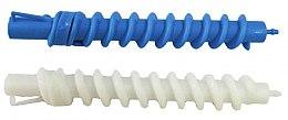 Духи, Парфюмерия, косметика Спиральные бигуди для химической завивки d10.3, белые-синие - Tico Professional