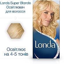 Осветлитель для волос, осветление на 4-5 тонов - Londa Super Blonde — фото N11