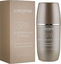 Парфумерія, косметика Дезодорант-антиперспірант - La Biosthetique SPA Le Deodorant Intensif