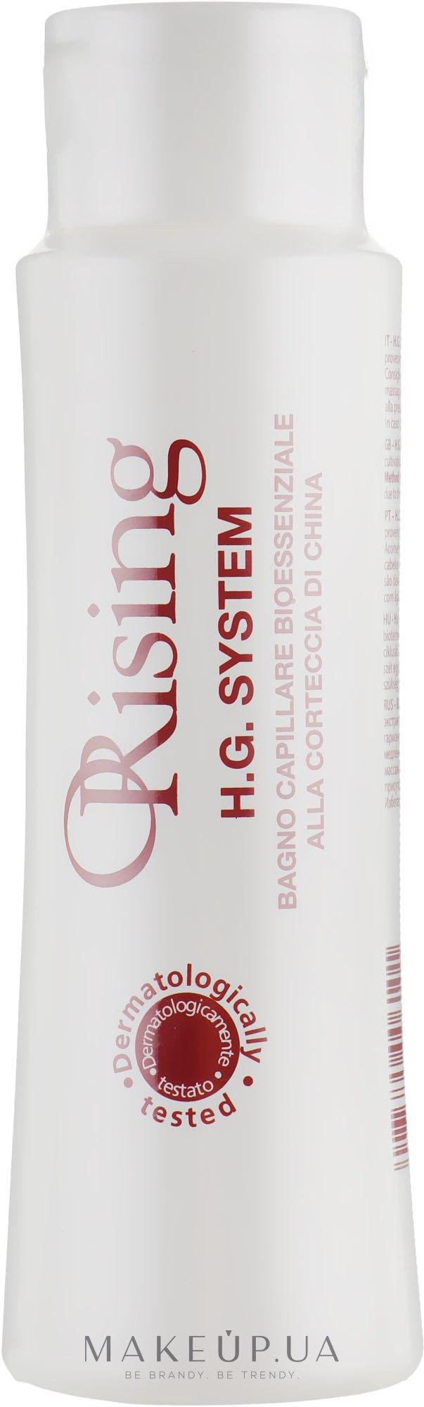 Фито-эссенциальный шампунь против выпадения волос - Orising H.G. System Bio — фото 100ml