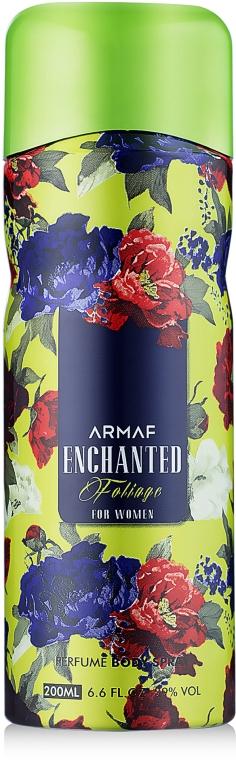 Armaf Enchanted Foliage - Дезодорант