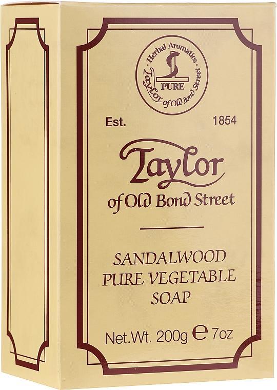 "Мыло ""Сандаловое дерево"" - Taylor of Old Bond Street Sandalwood Soap"