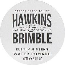 Духи, Парфюмерия, косметика Помада для волос на водной основе - Hawkins & Brimble Elemi & Ginseng Water Pomade