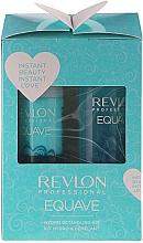 Духи, Парфюмерия, косметика Набор - Revlon Professional Equave Hydro Detangling Kit (h/shanp/250ml+h/cond/200ml)