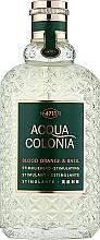 Духи, Парфюмерия, косметика Maurer & Wirtz 4711 Acqua Colonia Blood Orange & Basil - Одеколон