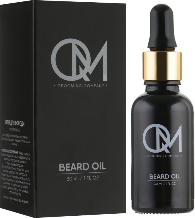 Масло для бороды - QM Beard Oil