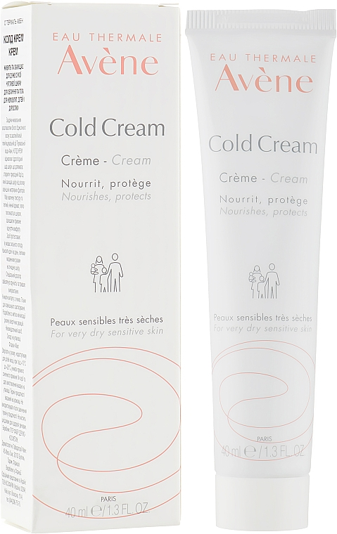 Колд крем - Avene Peaux Seches Cold Cream