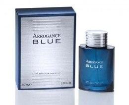 Духи, Парфюмерия, косметика Arrogance Blue Pour Homme - Туалетная вода (тестер с крышечкой)