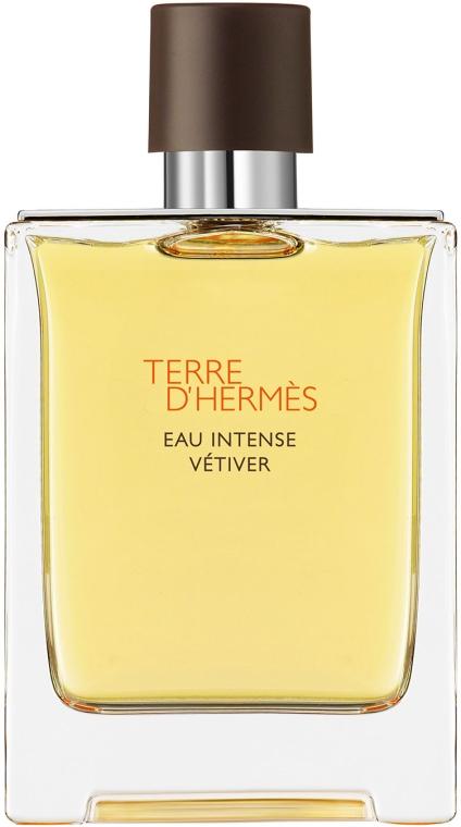 Hermes Terre d'Hermes Eau Intense Vetiver - Парфюмированная вода (тестер без крышечки)