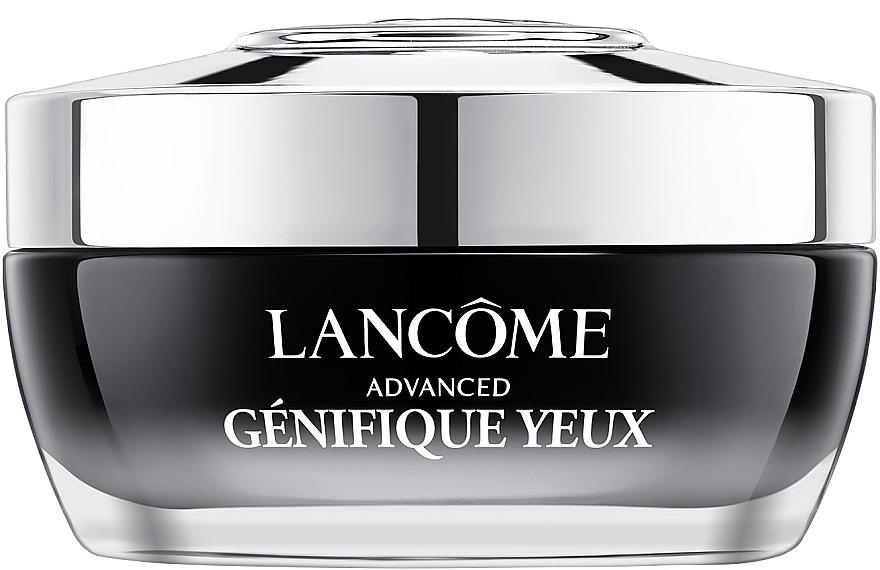 Усовершенствованный крем-активатор молодости с эффектом сияния для ухода за кожей вокруг глаз - Lancome Advanced Genifique