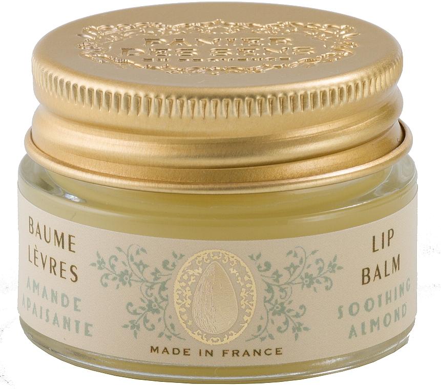 "Бальзам для губ ""Миндаль"" - Panier Des Sens Almond Lip Balm"