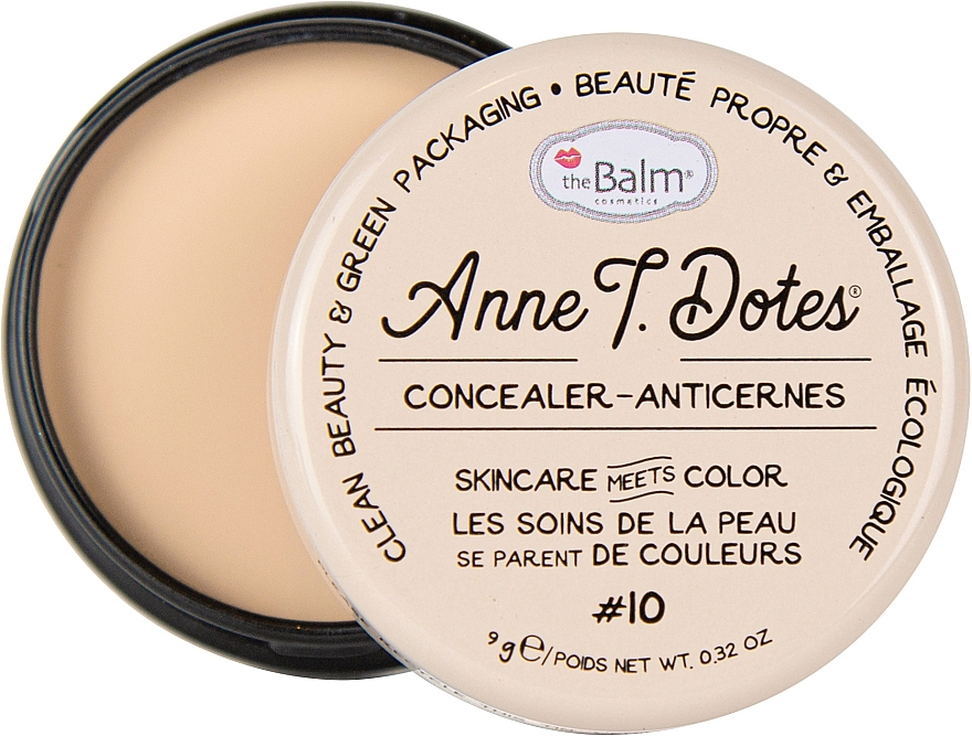 Консилер для лица - theBalm Anne T. Dotes Concealer (тестер)