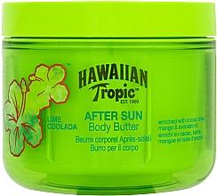 Духи, Парфюмерия, косметика Масло после загара - Hawaiian Tropic Lime Coolada Body Butter After Sun